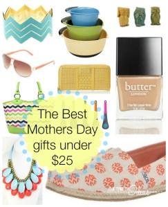 The best Mothers Day gifts for under $25