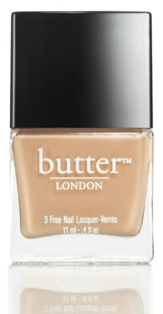 butter lacquer nail polish