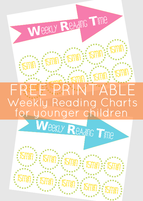 image relating to Printable Reading Charts named Back again in the direction of Faculty - weekly reading through season chart printable - Our