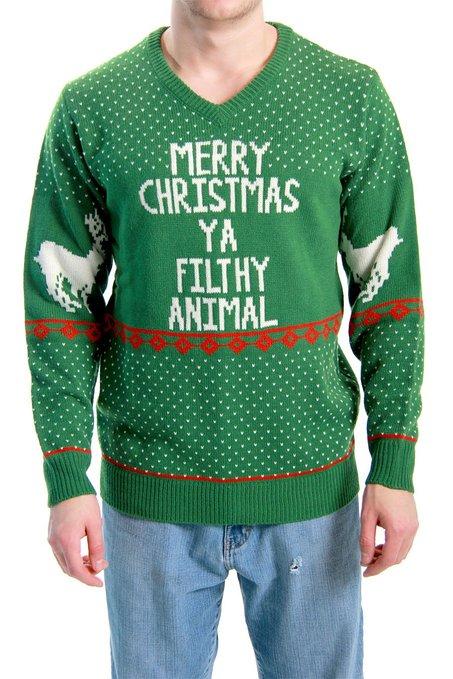 Merry Christmas ya filthy Animall