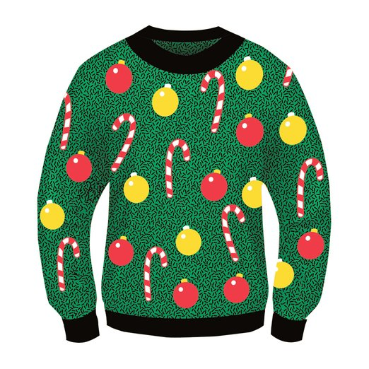 ornament Christmas sweater