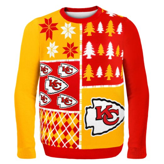 Chiefs Ugly Christmas Sweater