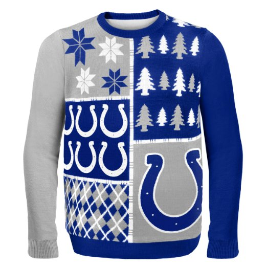 Colts Ugly Christmas Sweater