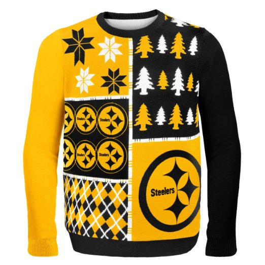 Steelers Ugly Christmas Sweater