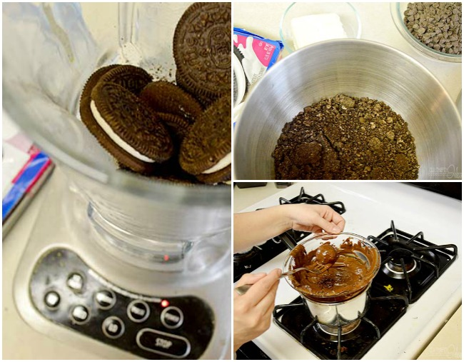 Making-OREO-Cookie-Balls