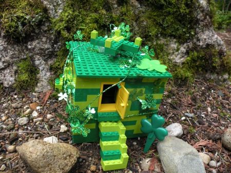 Fun Leo Leprechaun Trap