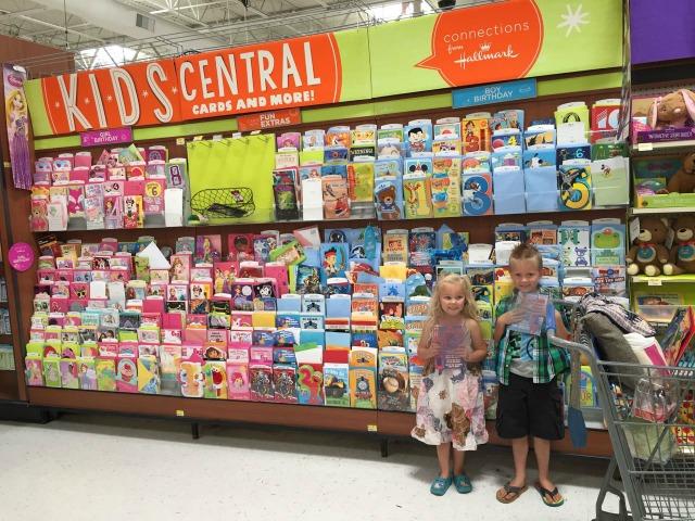 Hallmark Kids Cards at Walmart