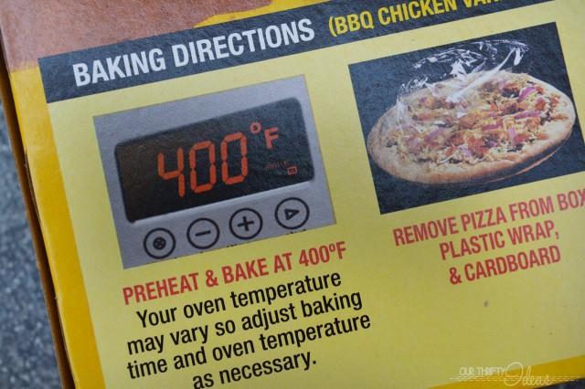 preheat to 400 degrees