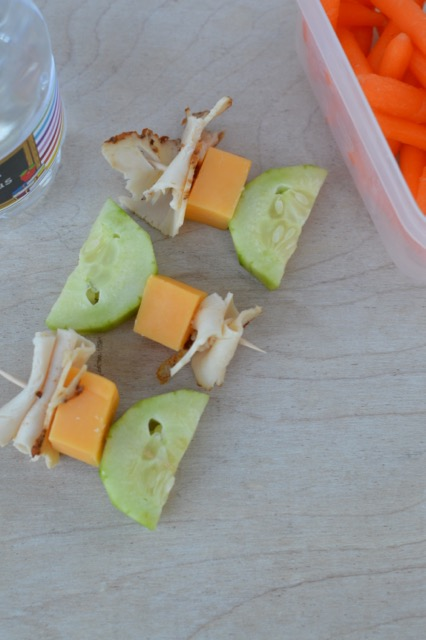 a great idea for toddlers and young kids for lunch