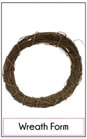 wreath form