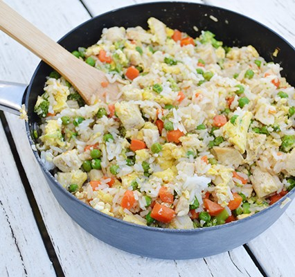 Loaded Fried Rice – Family Favorite Recipe