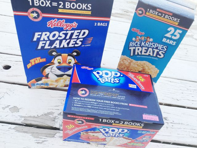 Kellogg's Products from Sam's Club
