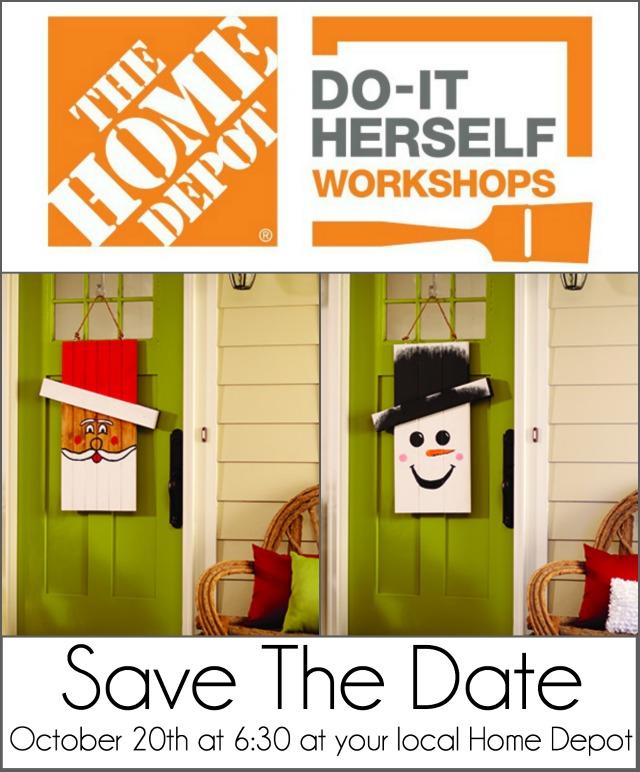 October DIH Workshop - Seasonal Door Hangers
