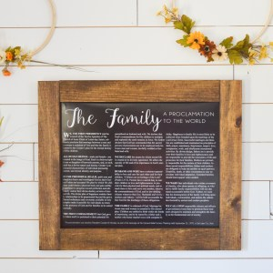 A free download of The Family, A Proclamation to the world