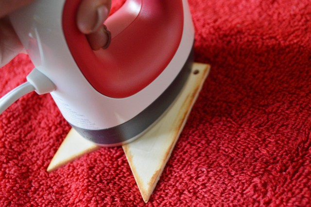 Fall decor with cricut easy press mini