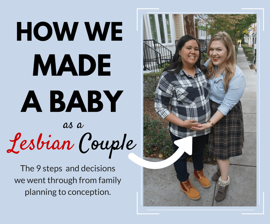 Have lesbian couple having babies opinion you