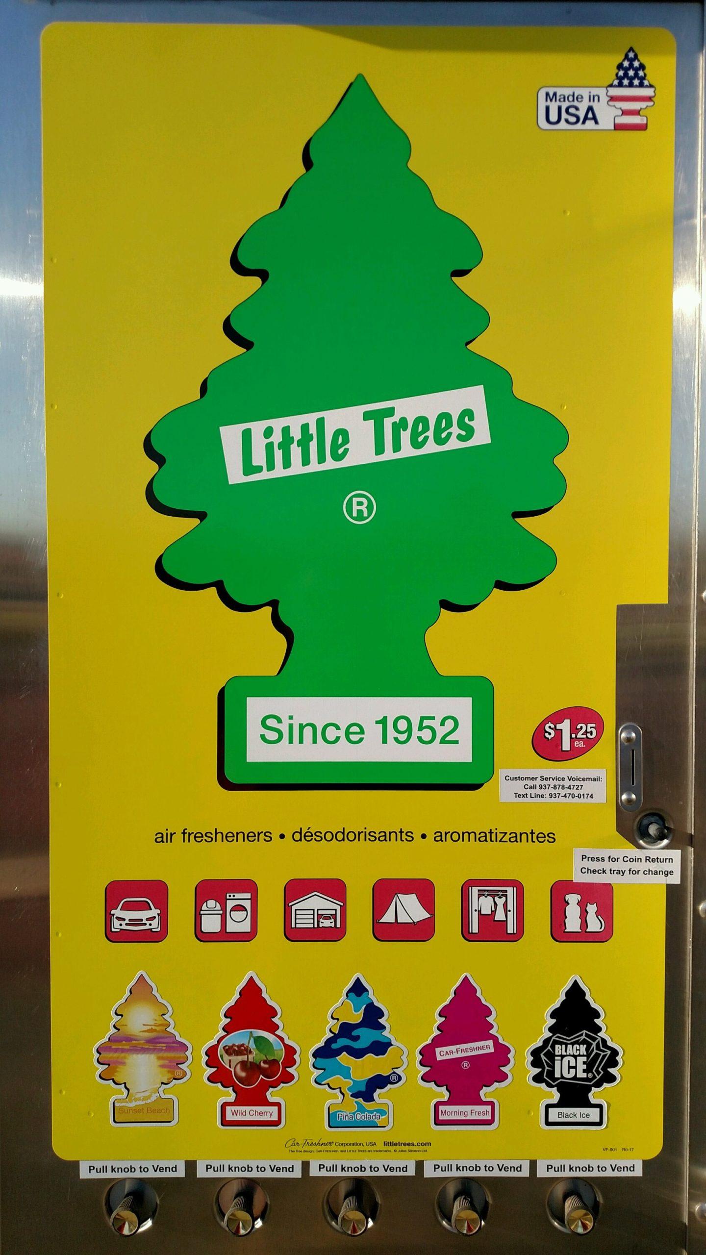 Little Trees Vending