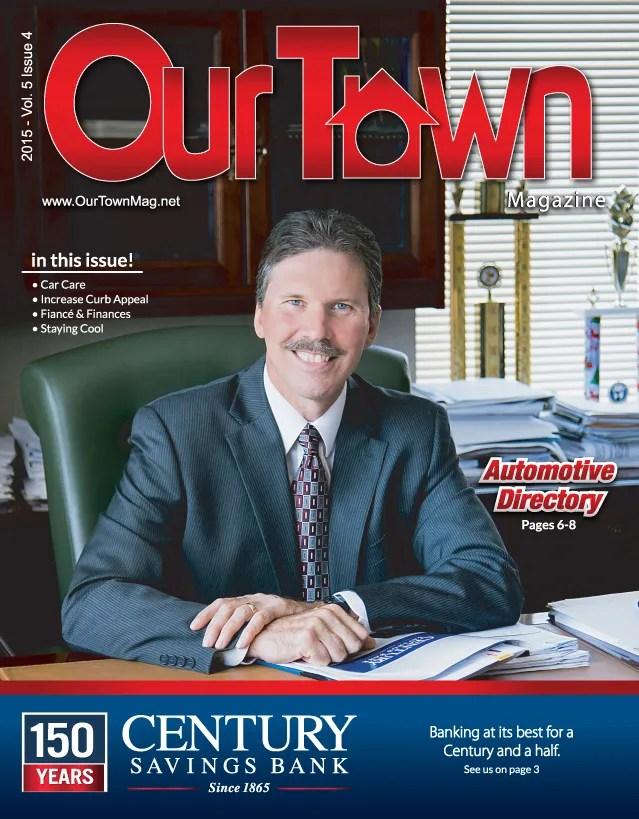 Century Savings Bank – Our Town Magazine