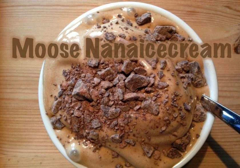 Moose Nanaicecream