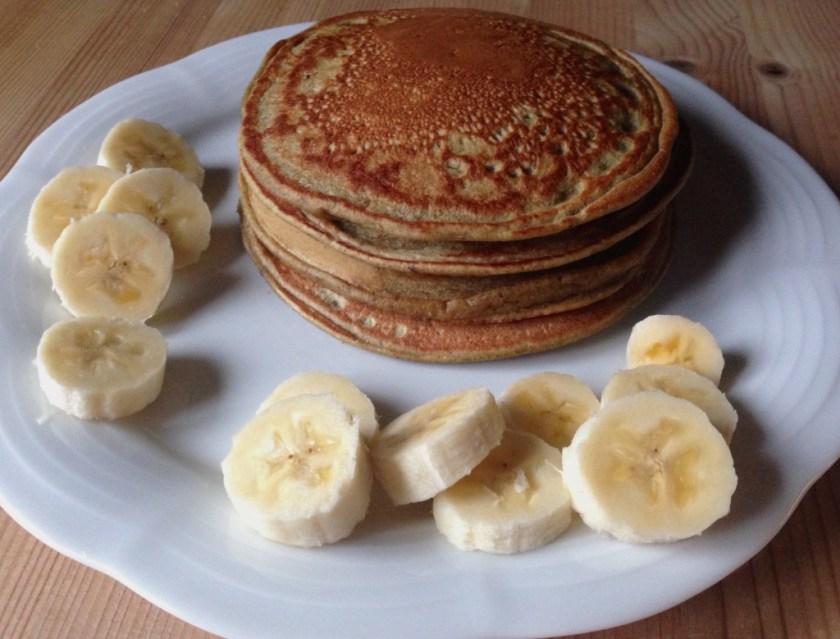 Classic Vegan Protein Pancakes