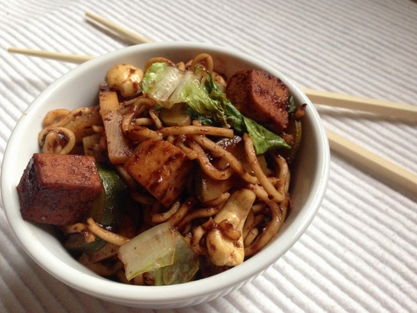 Asian Wok Noodles