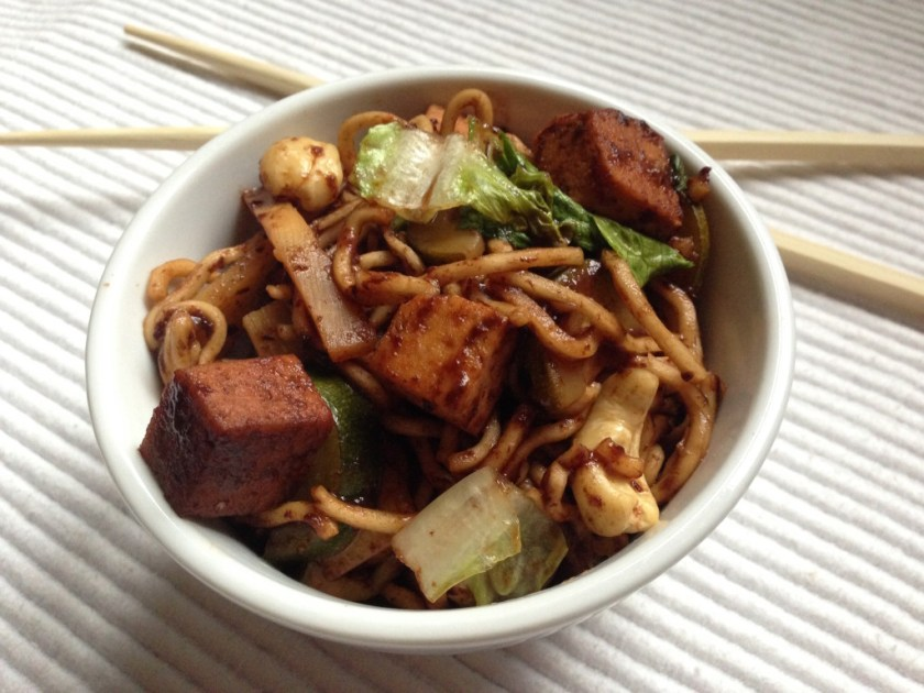 Asian Wok Noodles