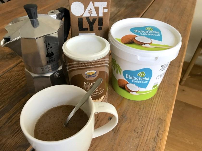 Vegan Bulletproof Coffee