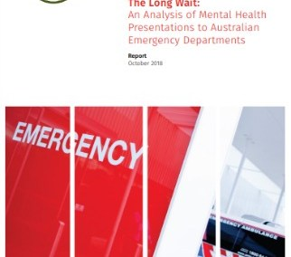 The Long Wait: An Analysis of Mental Health Presentations to Australian Emergency Departments