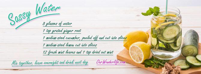 sassy recipe