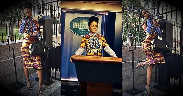 Rihanna-White-House-Dress