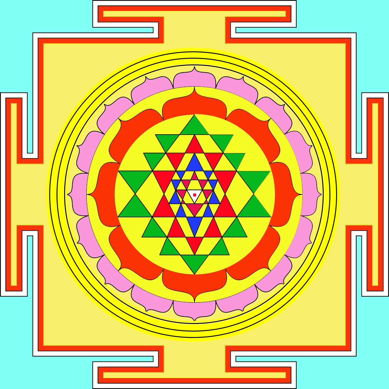 OurWonderlife | Sri Yantra Meditation