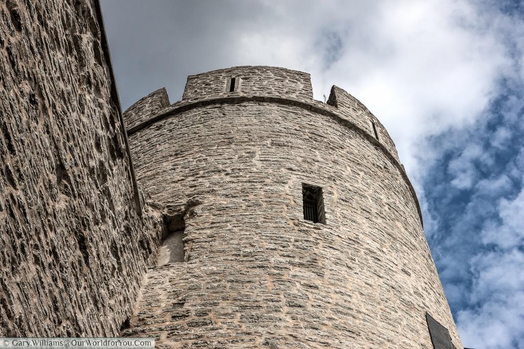 Fortifications - Tallinn, Estonia
