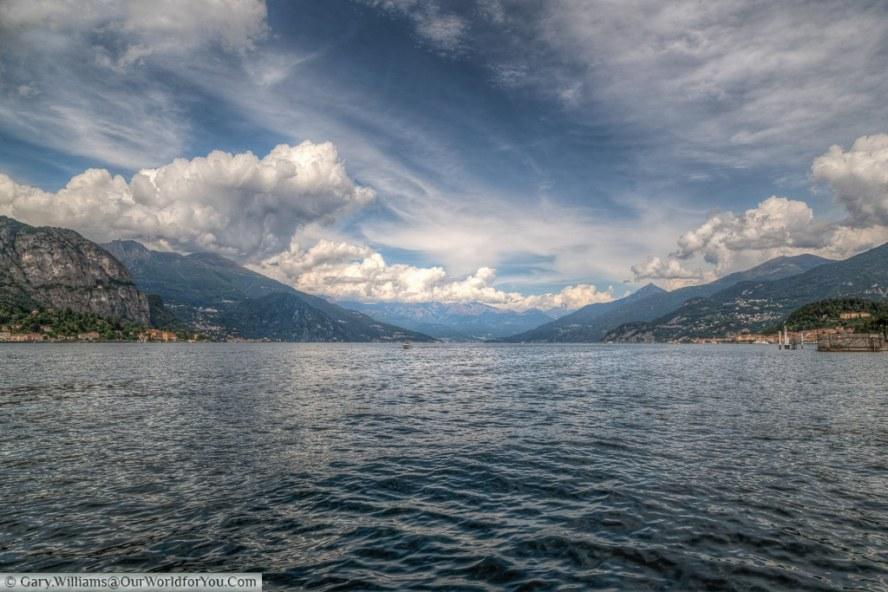 The Lake - Lake Como, Italy