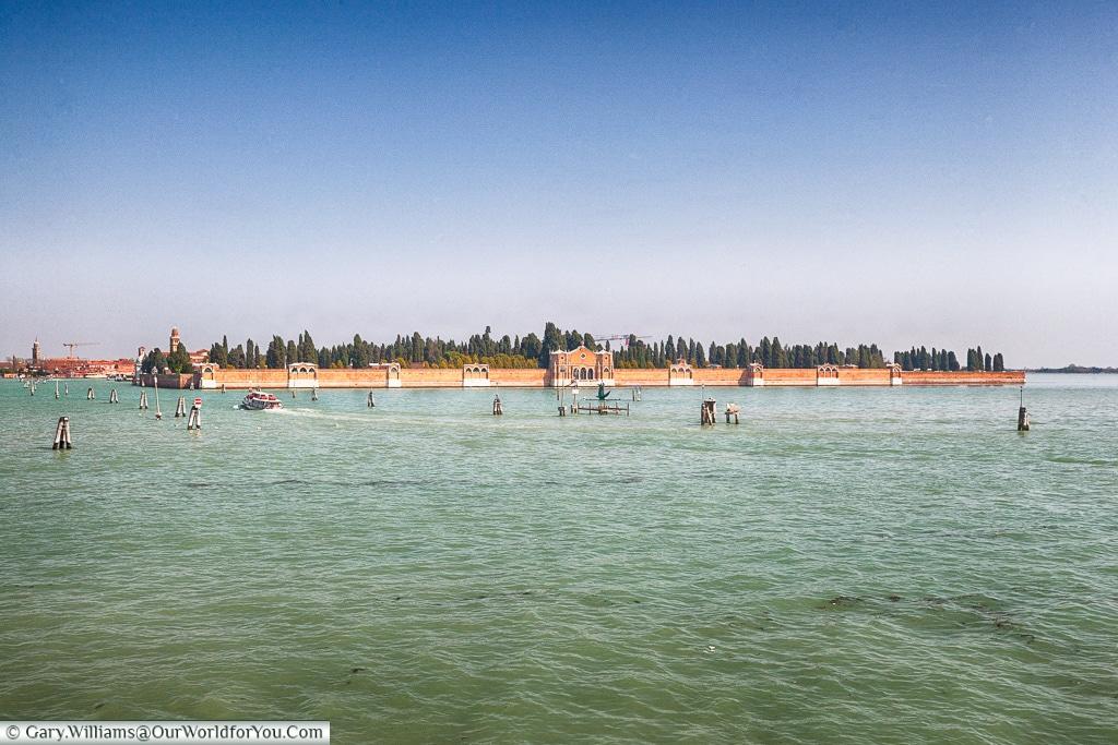 Cimitero di San Michele, Venice, Italy