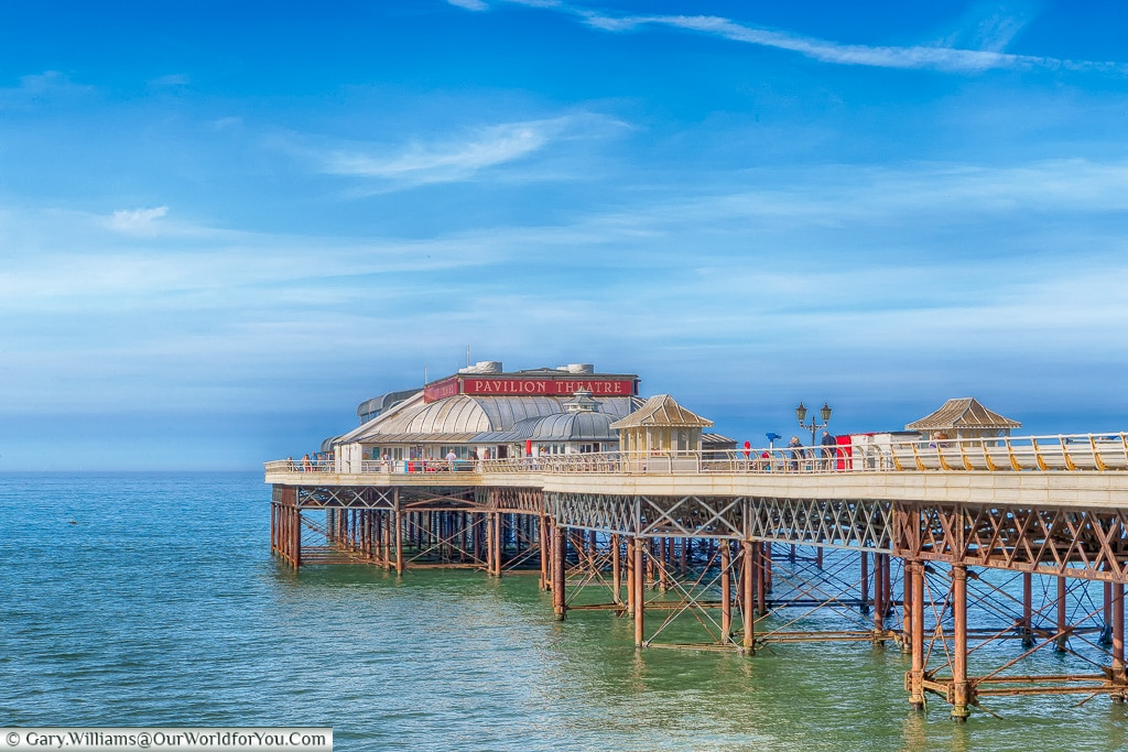 Cromer Pier, Norfolk, England, Great Britain