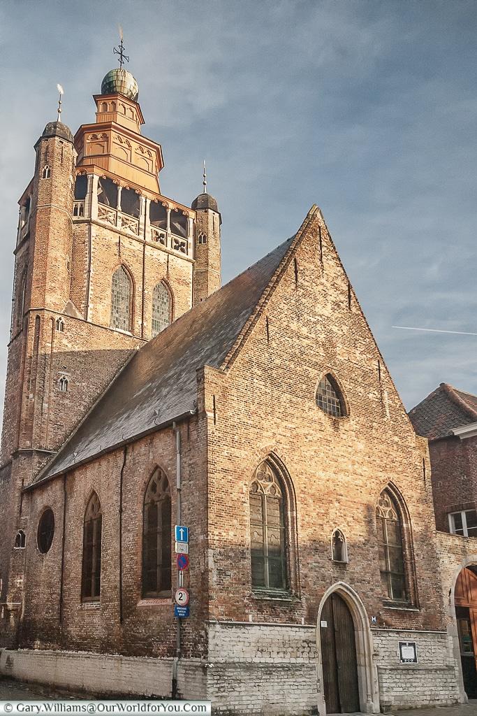 Jeruzalemkerk, Bruges, Belgium
