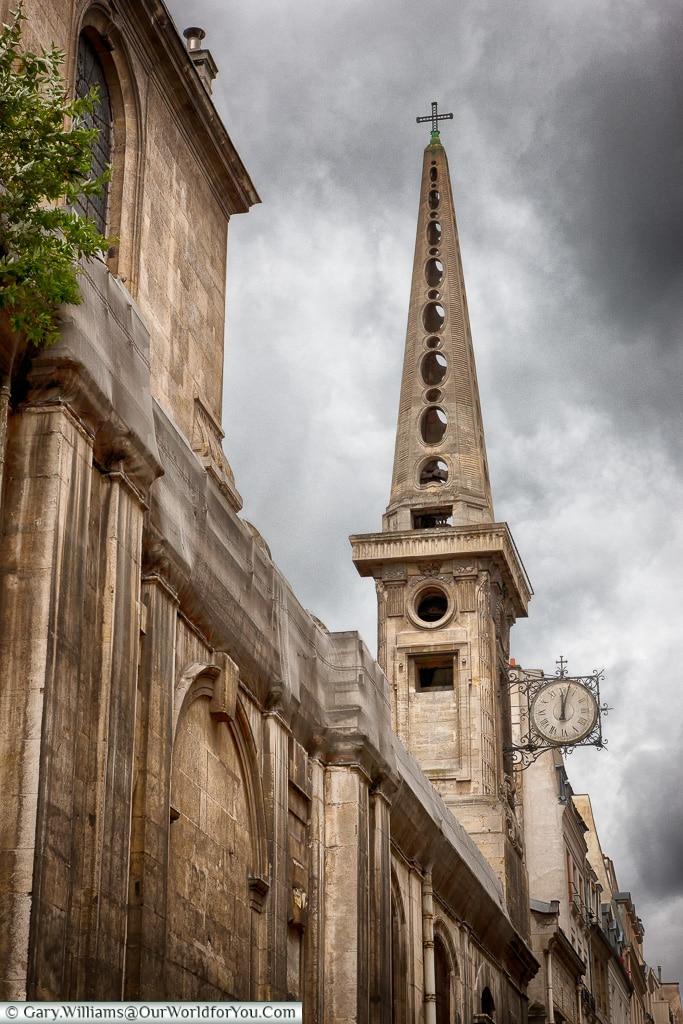 Église Saint-Louis-en-l'Île, Paris, France