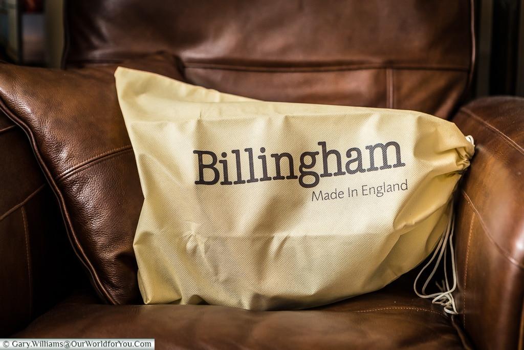 A bag in a bag, Billingham Hadley Digital, Billingham Bags