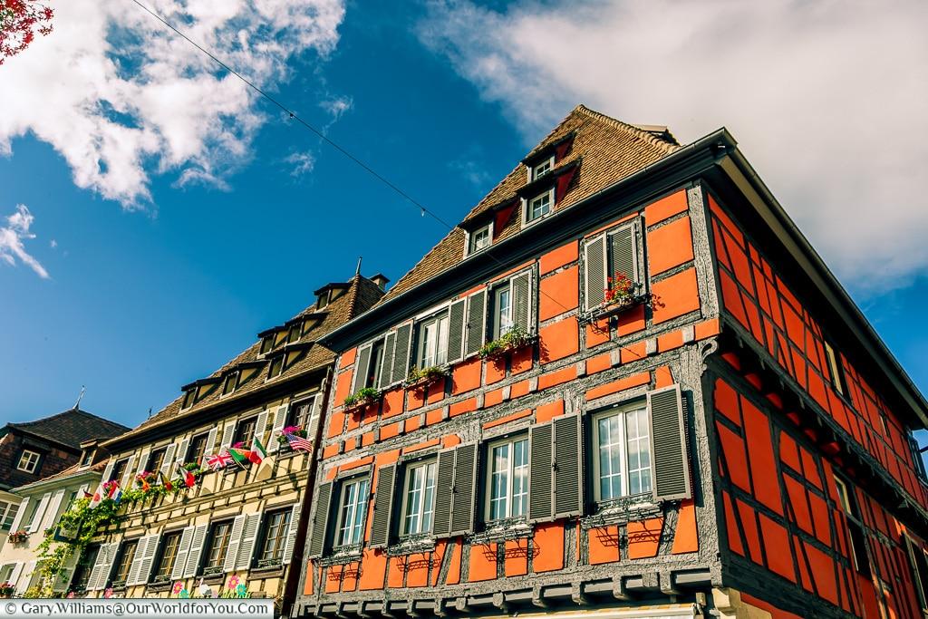 Glorious Colours, Obernai, Alsace, France