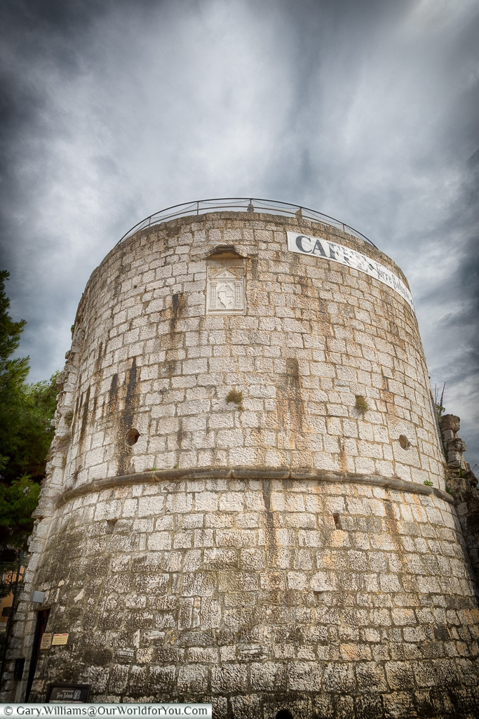 The Round Tower, Poreč, Croatia