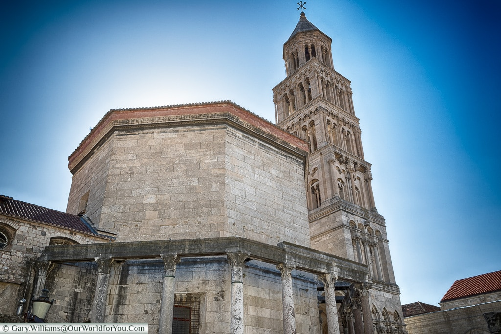 The Tower of the Cathedral, Split, Croatia