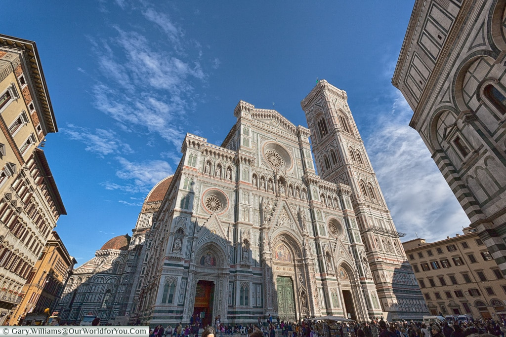The Cathedral of Florence, Florence, Tuscany, Italy