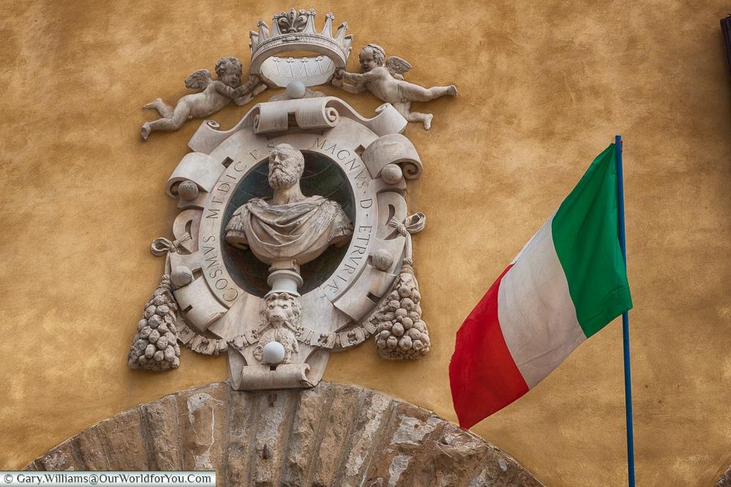 The Great Duke of Florence, Florence, Tuscany, Italy
