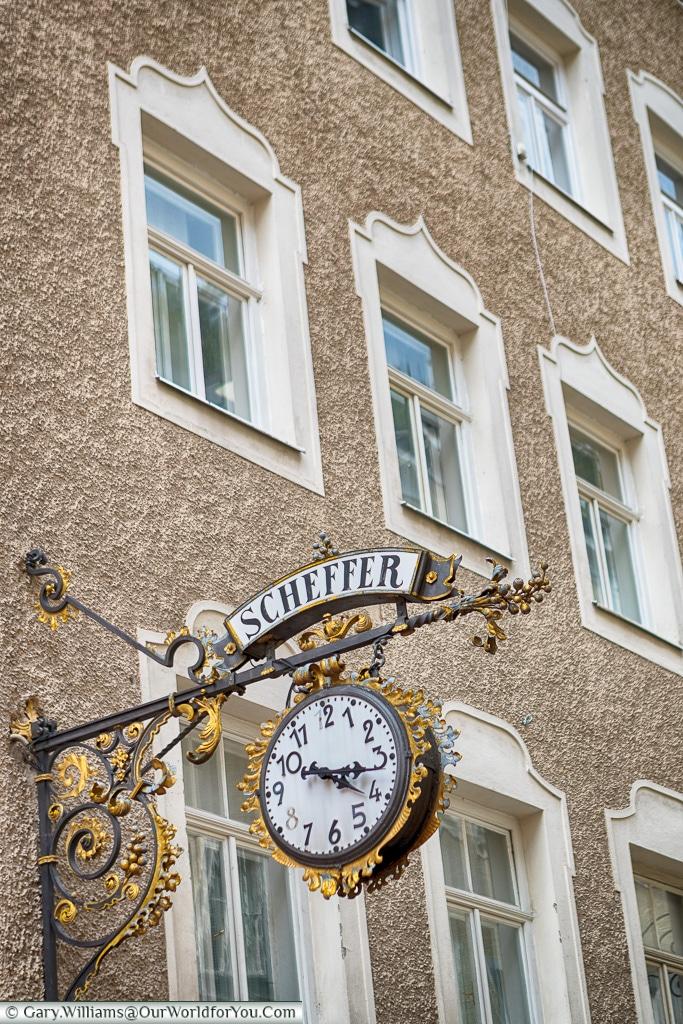 Scheffer, Salzburg, Austria