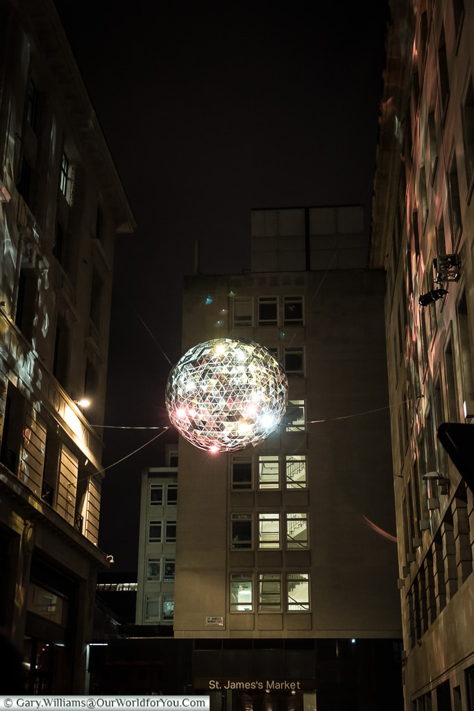The Reflektor, Lumiere London, London, England, UK