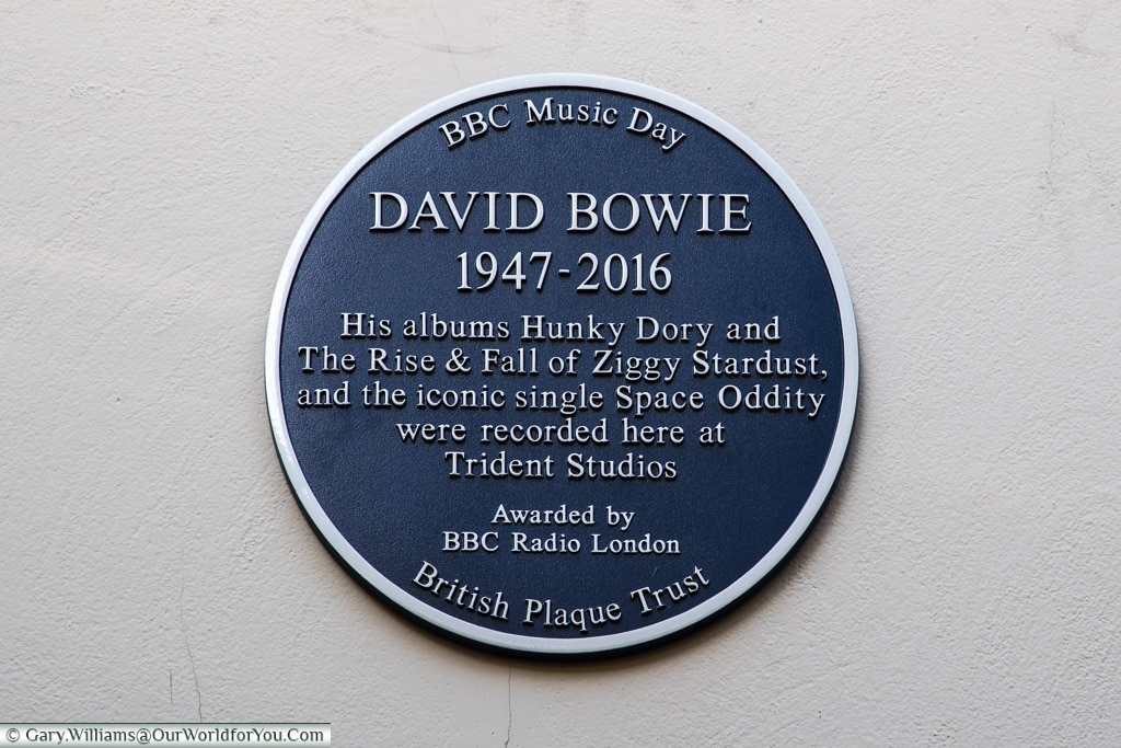 Not all plaques are original, Blue Plaques, London, England