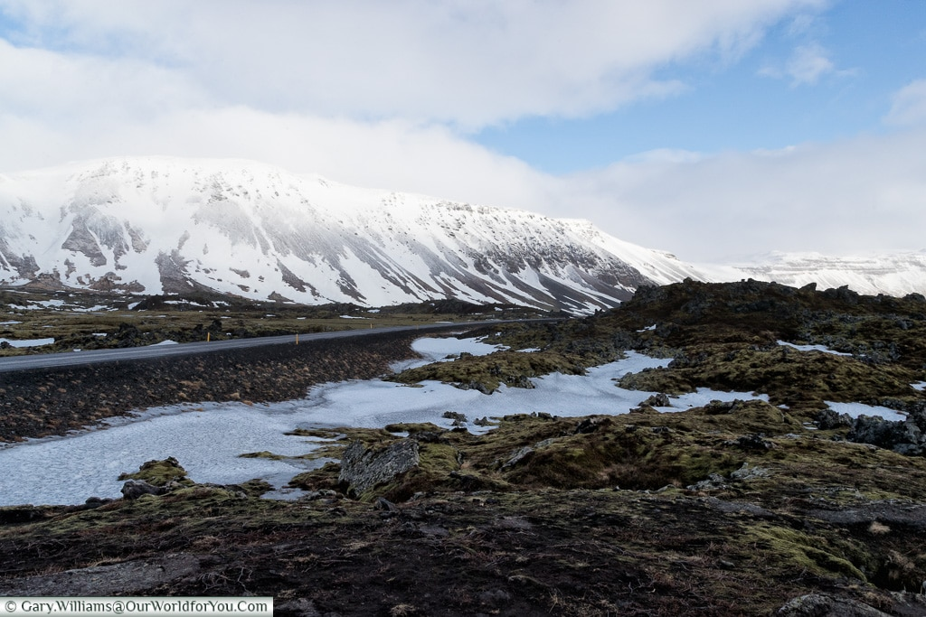 The varied Landscape of Iceland