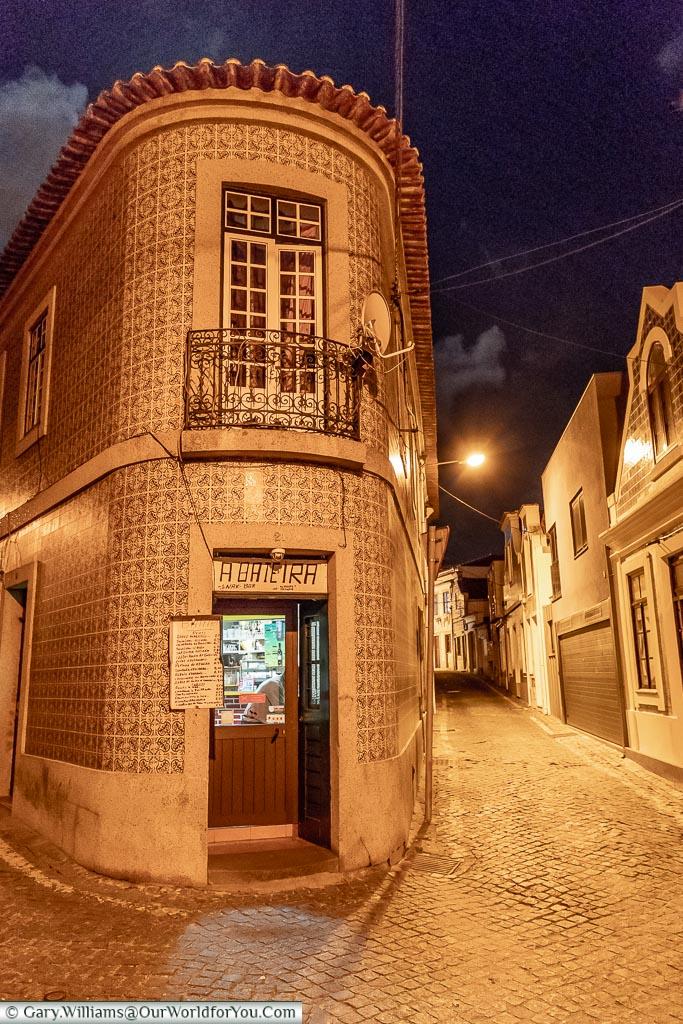 A Bateira – restaurant, Aveiro, Portugal