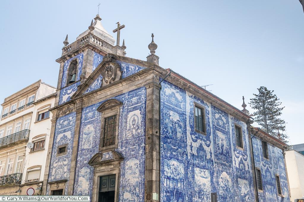 The Chapel of Souls, Porto, Portugal