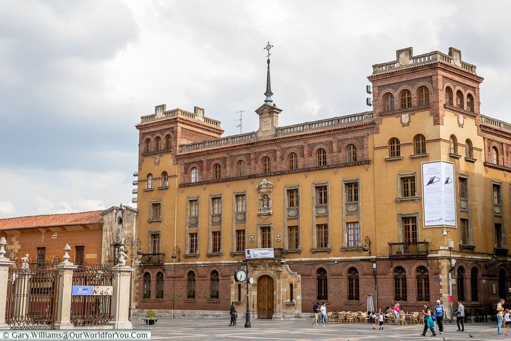 The Museum of Art, León, Spain